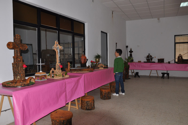 Usted está navegando por las imágenes del artículo: Exposción de maquetas de corcho de Manuel Bayón